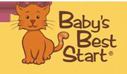 Baba angol Sunny cica logo