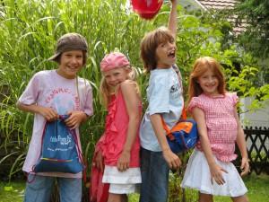 Kétnyelvű gyerekek